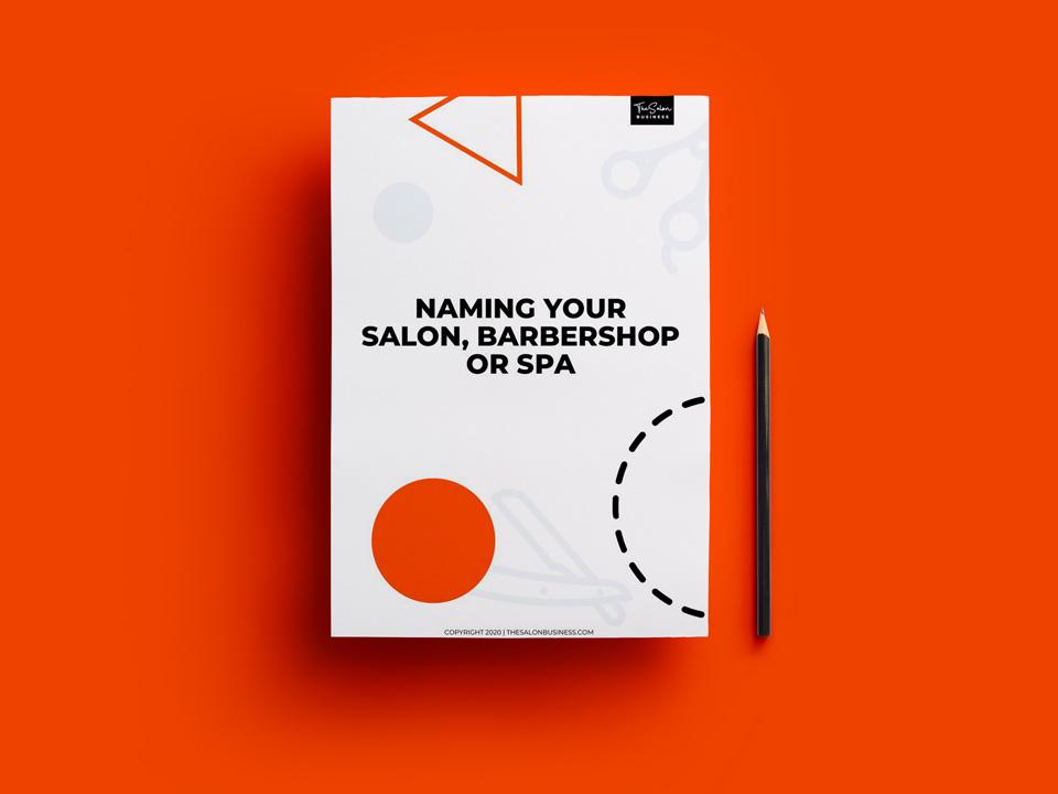 Naming Your Salon Workbook
